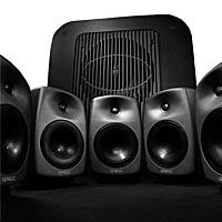 Genelec BroadcastPak Pack un sistema completo di monitor attivi