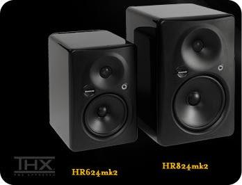 Recensione sui Monitor Mackie HR824 MK2 e HR624 MK2
