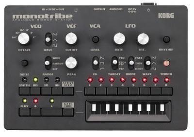 Korg Monotribe 2, aggiornamento del synth analogico