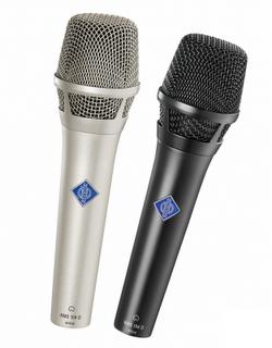 Neumann presenta dei nuovi prodotti digitali: KMS 104 D, KMS 105 D, KMR 81D (microfono shotgun) e il convertitore digitale DMI-2