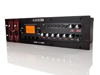 Line 6 POD X3 Pro effetti per chitarra elettrica e non solo!