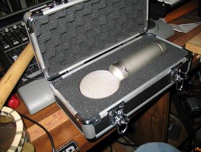m-audio solaris microfono a condensatore