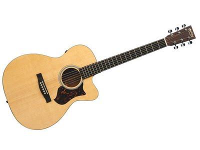 Martin Performing Artist OMCPA4, una chitarra elettroacustica calda e equilibrata