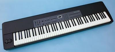 master keyboard m-audio prokeys 88