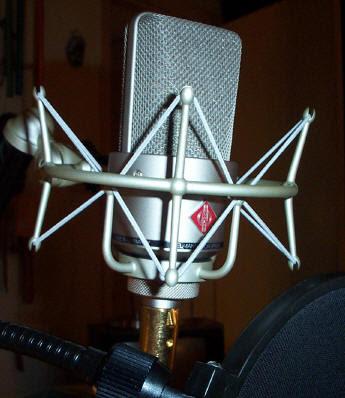 Neumann TLM 103 microfono da studio