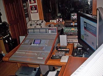 mixer audio digitale tascam dm-3200