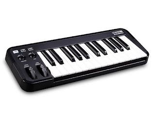 Line 6 presenta le tastiere controller Mobile Keys MIDI disponibili nelle versioni da 25 e 49 note
