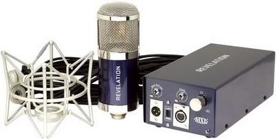 MXL Revelation un microfono valvolare rumoroso