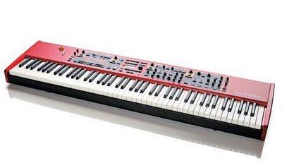 Clavia Nord Stage 2 HA88, una tastiera portatile e versatile con il giusto equilibrio di funzioni