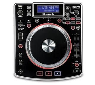 Numark NDX900 DJ, un controller/lettore MP3 / CD / USB