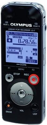 Olympus LS-7 registratore audio PCM tascabile