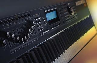 workstation Kurzweil annuncia il rilascio della tastiera PC3K