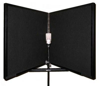 Real traps vocal e Reflexion filter: 2 rivali per il trattamento acustico portatile