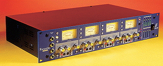 Focusrite isa 428 preamplificatore microfonico a 4 canali