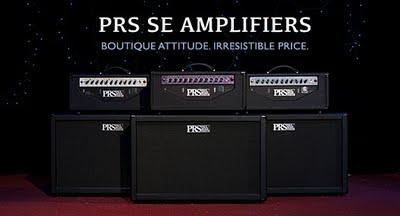 PRS Guitars espande la serie PRS SE (SE20, SE30 E SE50) includendo una serie di amplificatori a prezzi accessibili