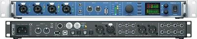 RME FIREFACE UFX scheda audio usb/firewire
