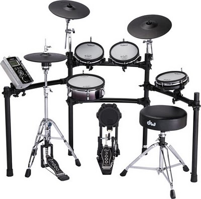 V-Tour serie V-Drums TD-9KX2 e TD-9K2 le nuove batterie elettroniche di roland