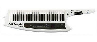 Roland AX-SYNTH una master keyboard con un modulo sonoro integrato