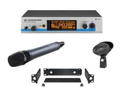 Sennheiser Evolution Wireless G3 un radio microfono ad un prezzo base
