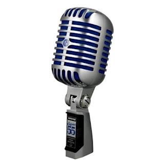 Shure Super 55 Deluxe: un microfono dinamico che ha fatto la storia