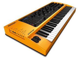 Studiologic Sledge synthesizer, un nuovo sintetizzatore in grado di offrire dei suoni analogici ricchi