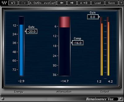 Waves Renaissance R-Vox un plugin per processare in modo semplice e veloce una traccia vocale