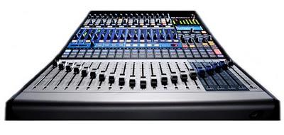 Presonus StudioLive 16.4.2 un mixer digitale ad un prezzo abbordabile