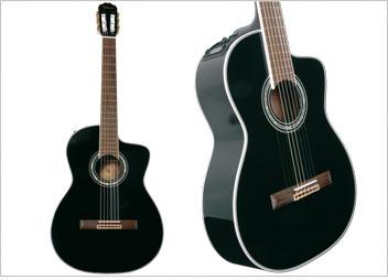Takamine TC 132 SC chitarra classica amplificata e valvolare
