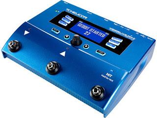 TC-Helicon VoiceLive Play vocal, un processore di effetti per l'elaborazione vocale