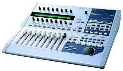 Yamaha 01X una piccola console di missaggio digitale
