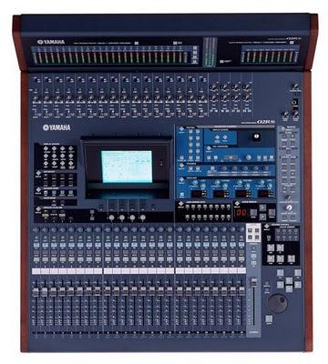 Mixer yamaha 02r96vcm: più che un aggiornamento dal suo predecessore 02r