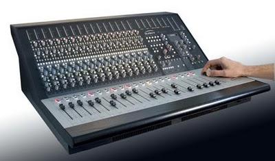 Mixer Audient Zen: una console digitale per gli studi basati su DAW