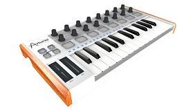 NAMM 2013: Arturia MiniLab, un compatto controller MIDI
