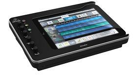 NAMM 2013: Behringer iStudio iS202 iPad dock