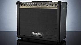 SubZero GT112 60W DSP, un amplificatore ideale per le cover band