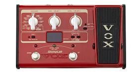 Vox StompLab IIB, un processore multieffetto per basso conveniente