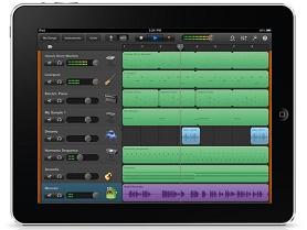 Le migliori Daw per iPad/iPhone iOS