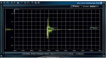 Plugin vst Analizzatore di spettro dell'audio