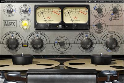 Plugin emulazione registratore a nastro